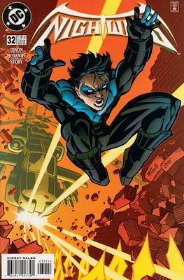 Nightwing Vol. 2 (1996) (Saddle-stitched) #32