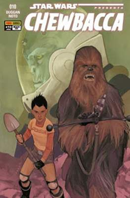 Star Wars Presenta (Grapa) #10