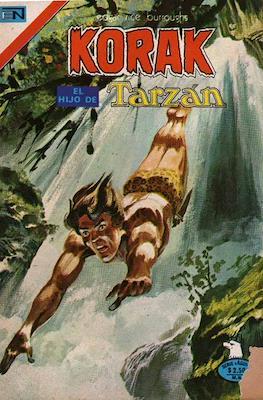 Korak, el hijo de Tarzán (Grapa 36 pp) #46