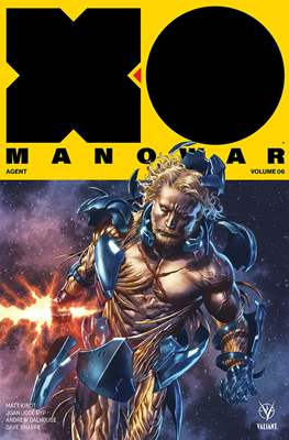 X-O Manowar (2017-) (Digital Collected) #6