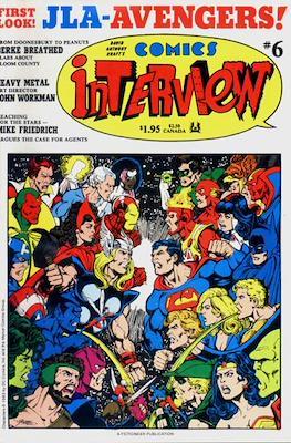 David Anthony Kraft's Comics Interview #6