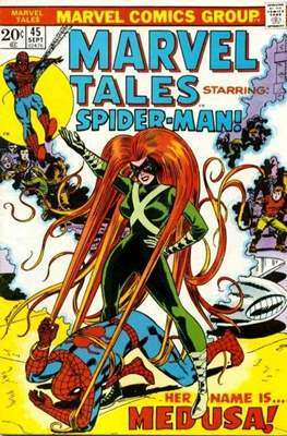 Marvel Tales (Comic Book) #45