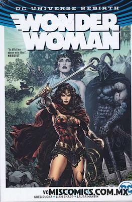 Wonder Woman (2017-...) (Rústica) #1