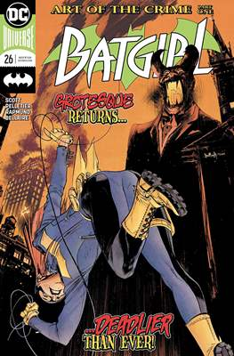 Batgirl Vol. 5 (2016-) (Comic Book) #26