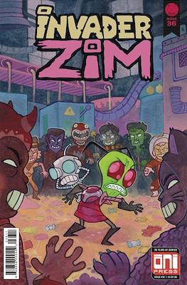 Invader Zim (Comic Book) #36