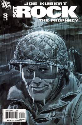 Sgt. Rock: The Prophecy (Comic Book 24 pp) #3