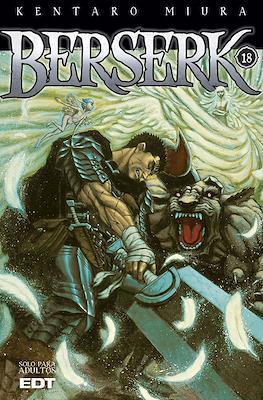 Berserk (Rústica con sobrecubierta) #18
