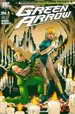 Green Arrow (2007-2008) (Grapa, 48 páginas) #8