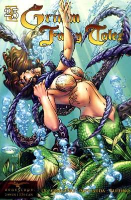 Grimm Fairy Tales (Comic Book) #25