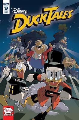 DuckTales (Comic Book) #9