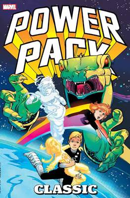 Power Pack Classic (Hardcover 1160 pp) #1