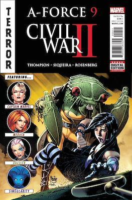 A-Force Vol. 2 #9
