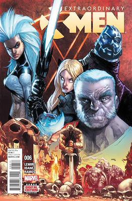 Extraordinary X-Men (Comic-book) #6