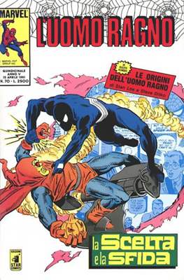 L'Uomo Ragno / Spider-Man / Amazing Spider-Man #70