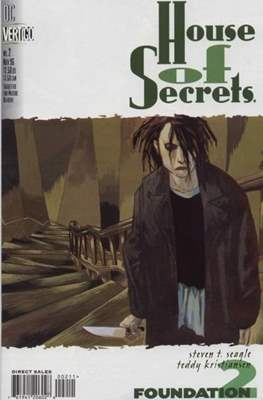 House of Secrets Vol 2 #2