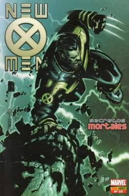 New X-Men (Grapa) #23