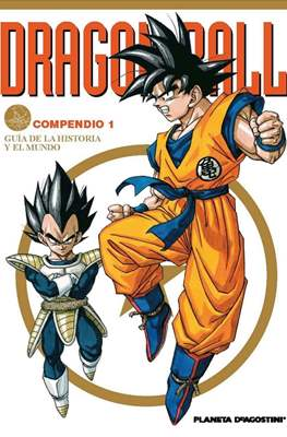 Dragon Ball Compendio (Cartoné) #1
