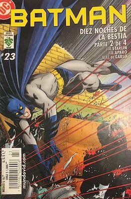 Batman (2002-2003) (Grapa) #23