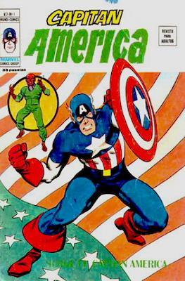 Capitán América Vol. 3