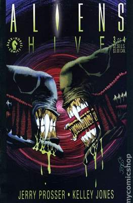 Aliens Hive #3