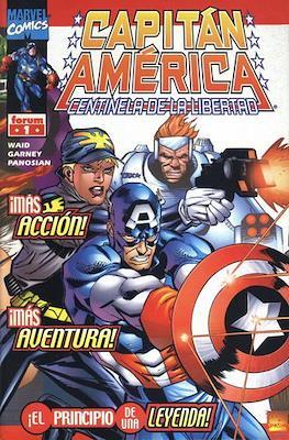 Capitán América: Centinela de la libertad (1999-2000)