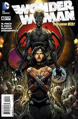 Wonder Woman Vol. 4 (2011-2016) (Comic Book) #40