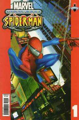 Ultimate Spider-Man (Grapa) #1