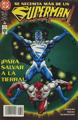 Supermán (1986-2001) (Grapa) #303