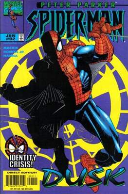 Spider-Man (Vol. 1 1990-2000) (Comic Book) #92