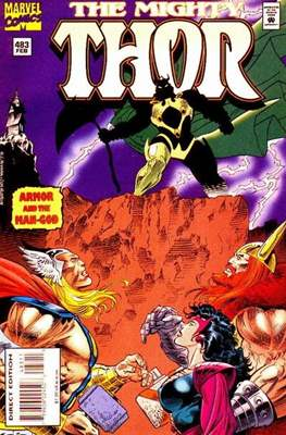 Journey into Mystery / Thor Vol 1 (Comic Book) #483