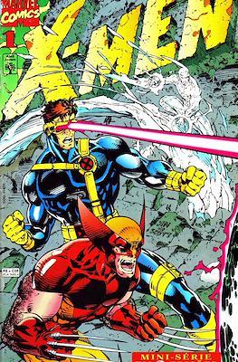 X-Men: Rubicão (Grampo) #1