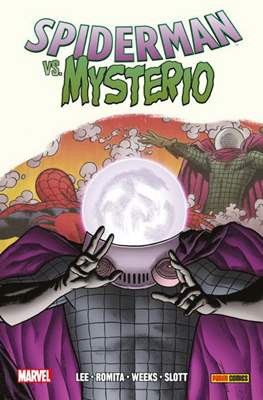 Spiderman vs. Mysterio - 100% Marvel HC