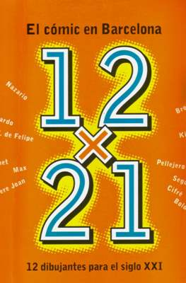 12x21. El cómic en Barcelona