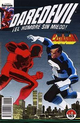 Daredevil Vol. 2 (1989-1992) (Grapa 32 pp) #8