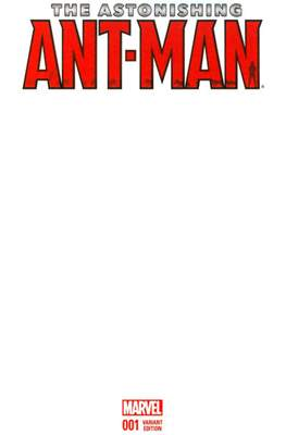 The Astonishing Ant-Man Vol 1 (2015-2016 Variant Cover)