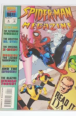 Spider-Man Megazine #4