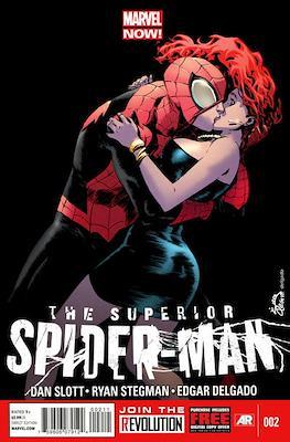 The Superior Spider-Man (Vol. 1 2013-2014) #2