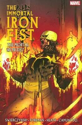 The Immortal Iron Fist (2007-2009) (Softcover 136-180 pp) #4