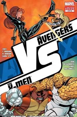 Avengers vs. X-Men: VS (Digital). 2012 #3