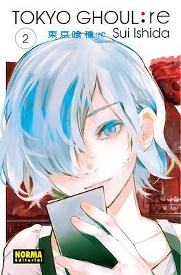 Tokyo Ghoul:re (Rústica con sobrecubierta) #2