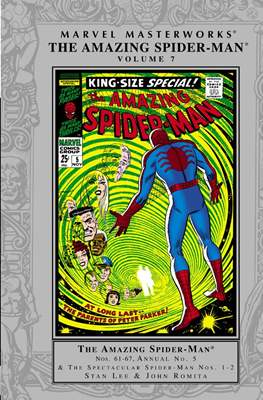 Marvel Masterworks: The Amazing Spider-Man (Hardcover) #7