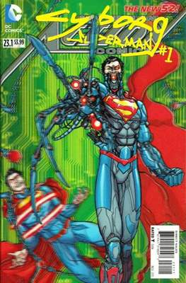 Action Comics Vol. 2 (2011-2016) (Grapa) #23.1