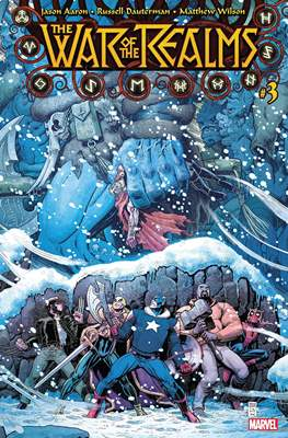 The War of the Realms (2019) #3
