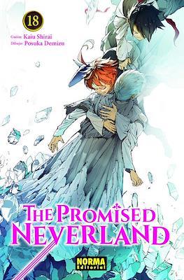 The Promised Neverland (Rústica con sobrecubierta) #18