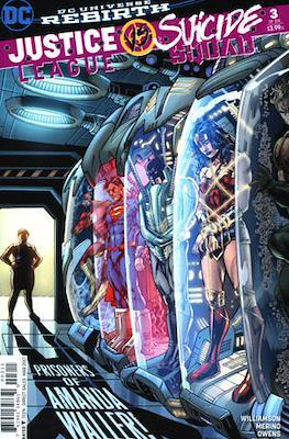 Justice League vs. Suicide Squad (2017) (Comic-book) #3