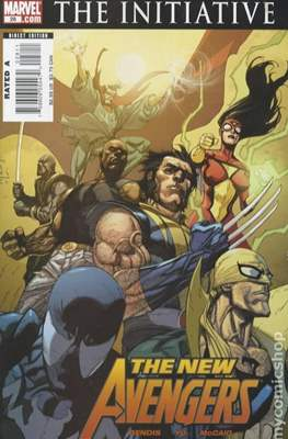 The New Avengers Vol. 1 (2005-2010) (Comic-Book) #28