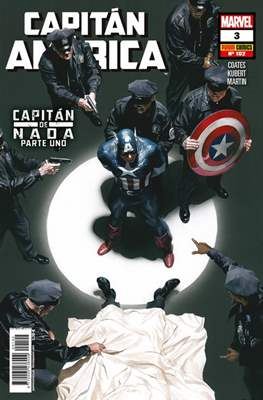 Capitán América Vol. 8 (2011-) (Grapa) #102/3