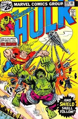 The Incredible Hulk Vol. 1 (1962-1999) (Comic Book) #199