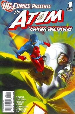 DC Comics Presents: The Atom (2011)