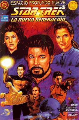Star Trek. Espacio Profundo Nueve (Rústica 28 pp) #3